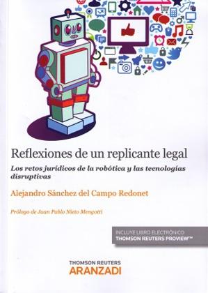 Reflexiones de un replicante legal.