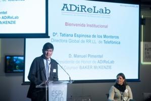 III Congreso ADiReLab.Hacia un nuevo Estatuto de los Trabajadores del Siglo XXI. (Primera Parte)