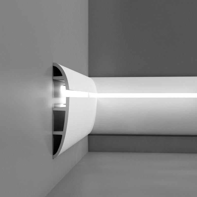C373 'Antonio' Uplighting Cornice - Wm Boyle Interior Finishes
