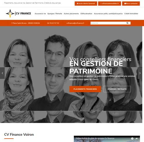 Cv Finance Web Media Com