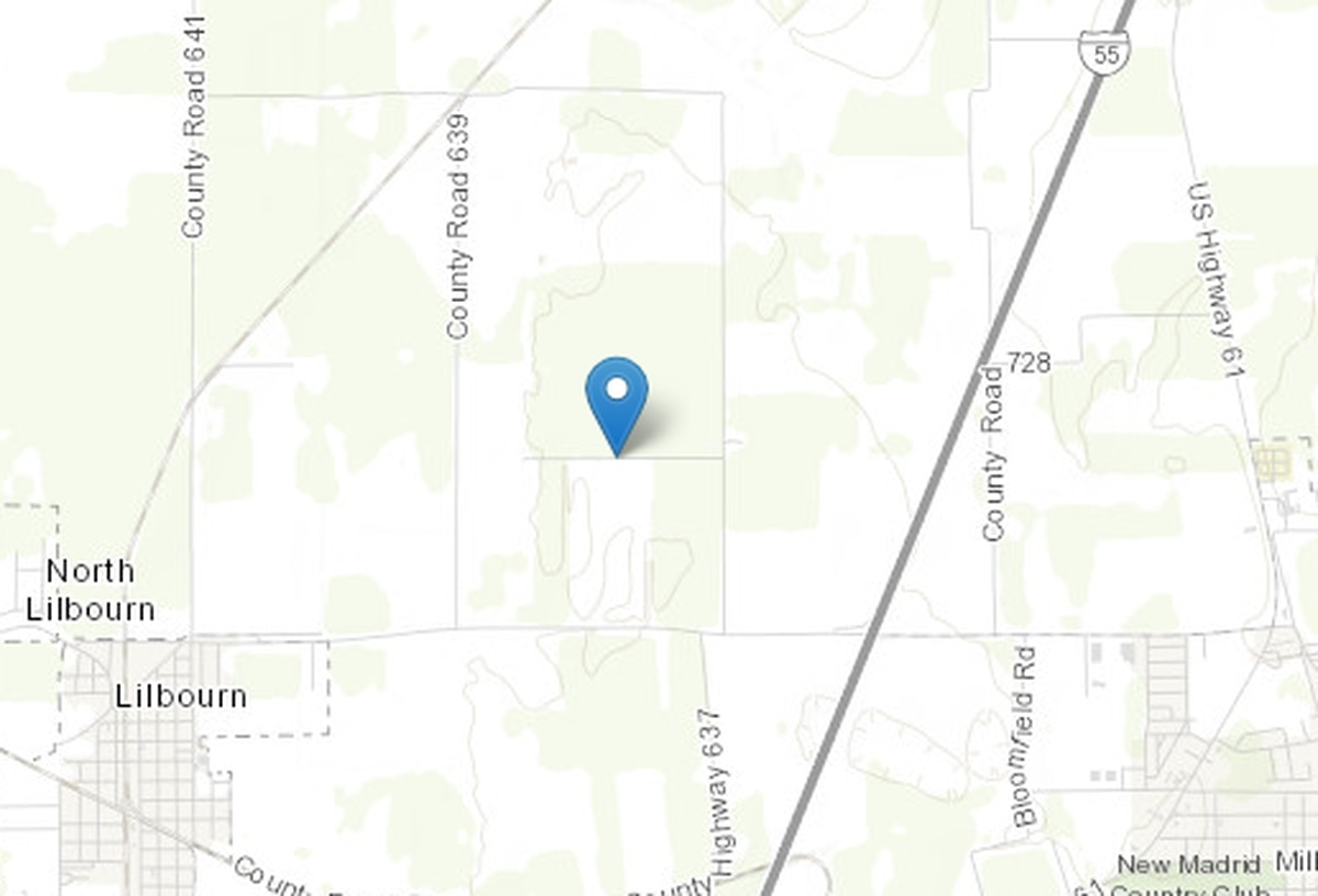 Report 2 3 Earthquake Reported In New Madrid County