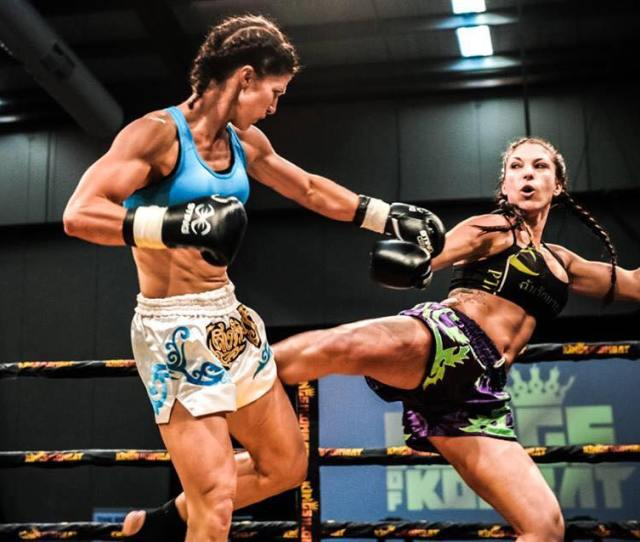 Gender Equality In Muaythai Comes On In Leaps And Bounds