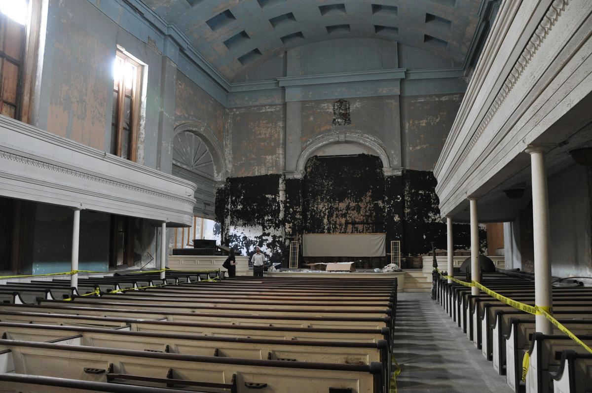 Dutch Reformed Church World Monuments Fund