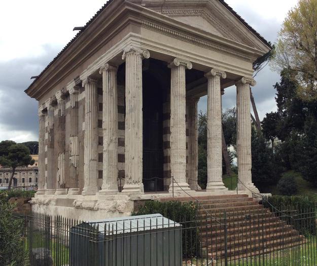 Temple Of Portunus World Monuments Fund