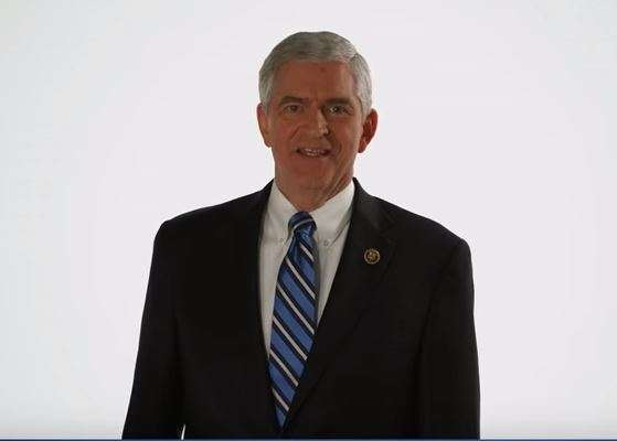 screenshot from Webster's video campaign for House Speaker