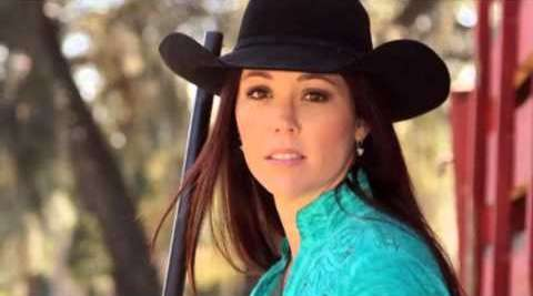 Jamie Gilt has been a vocal gun rights advocate. Photo: Facebook.
