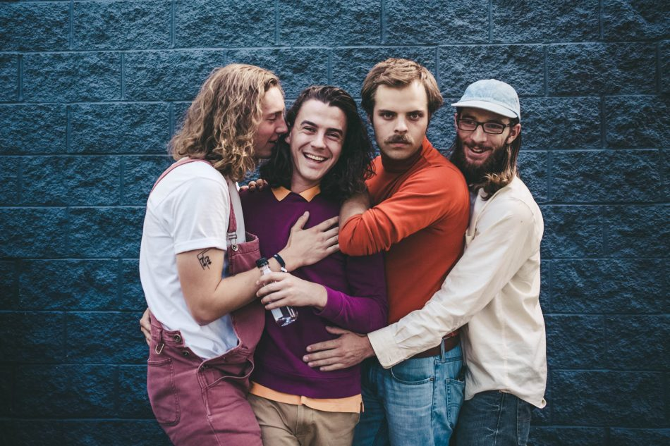 Song of the Week | Peach Pit - Drop The Guillotine