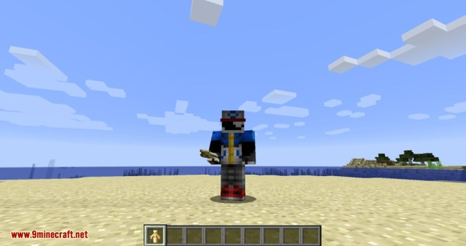 Curio of Undying mod for minecraft 03