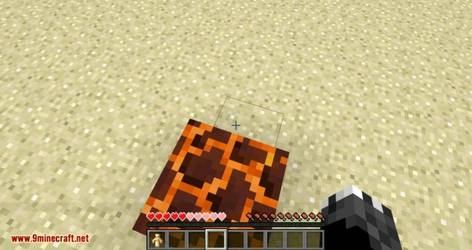 Curio of Undying mod for minecraft 05