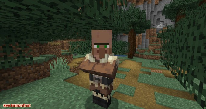 Guard Villagers mod for minecraft 04