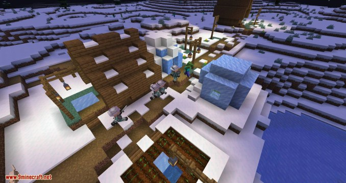 Guard Villagers mod for minecraft 10