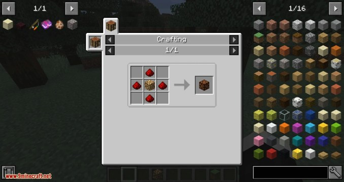 Lamp Block mod for minecraft 04