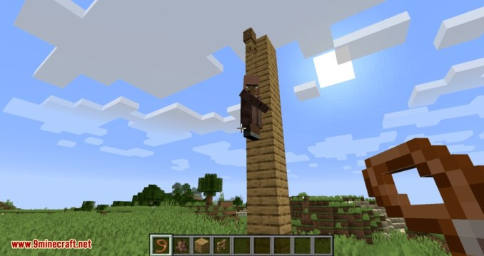 Lead Villagers mod for minecraft 05