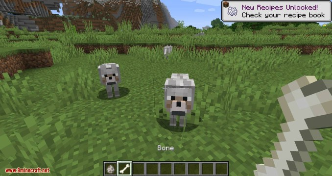 Let Sleeping Dogs Lie mod for minecraft 03