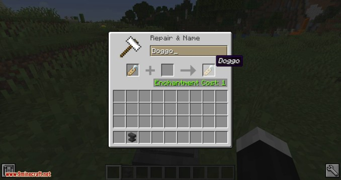 Name Pain mod for minecraft 02