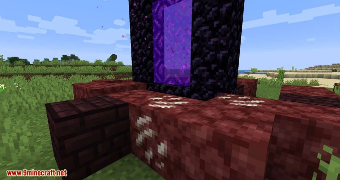 Nether Portal Spread mod for minecraft 09