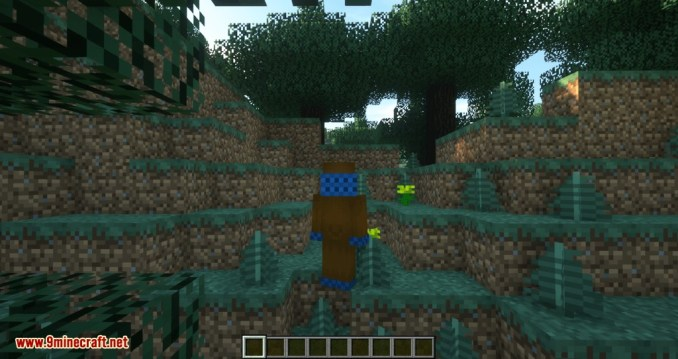 Nimble mod for minecraft 05