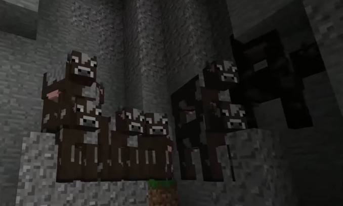 Nyan Cow mod for minecraft 05