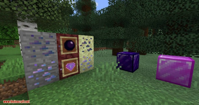 Ores Above Diamonds mod for minecraft 03