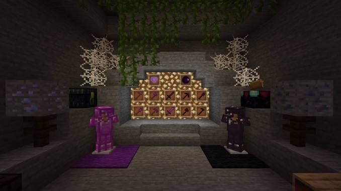 Ores Above Diamonds mod for minecraft 20