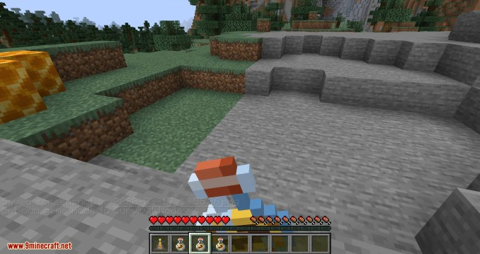Potion of Bees mod for minecraft 06