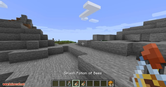 Potion of Bees mod for minecraft 09
