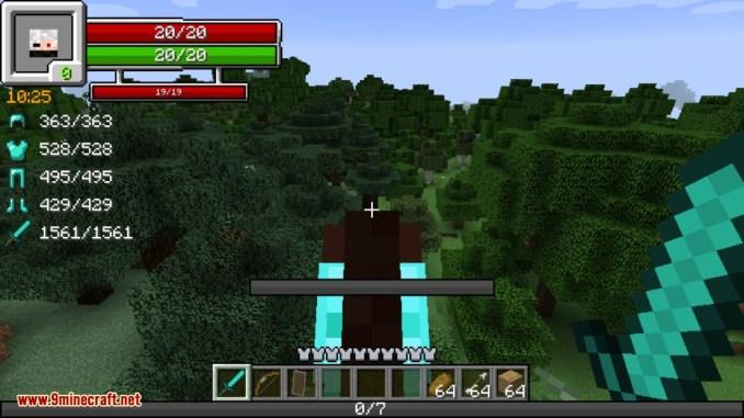 RPG-Hud Mod Screenshots 2