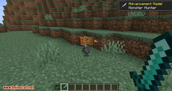 Sulfur and Potassium mod for minecraft 02