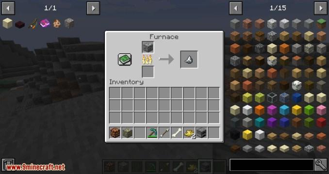 Sulfur and Potassium mod for minecraft 10