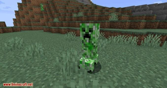 Sulfur and Potassium mod for minecraft 01