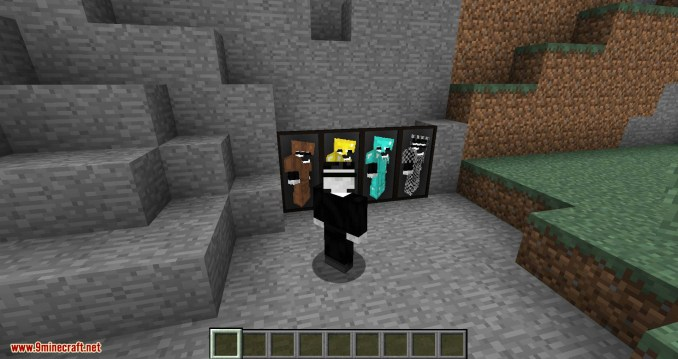 The Magic Mirror mod for minecraft 05