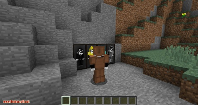 The Magic Mirror mod for minecraft 06