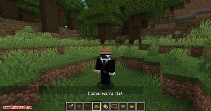 Villager Hats mod for minecraft 05