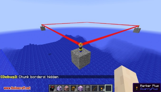 Additional Enchanted Miner Mod How to use 1