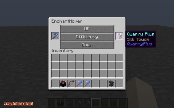 Additional Enchanted Miner Mod How to use 24
