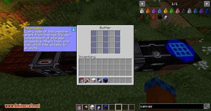 Blue Power mod for minecraft 08