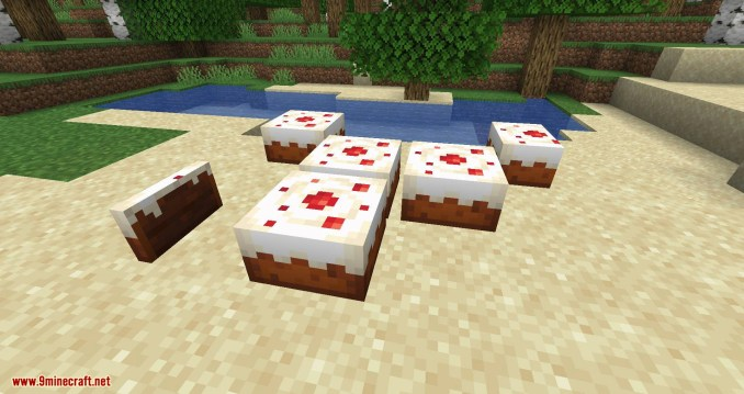 Cake Chomps mod for minecraft 08