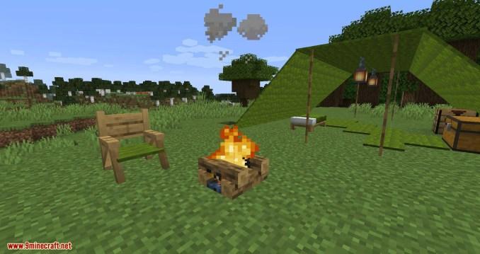 Campanion mod for minecraft 15