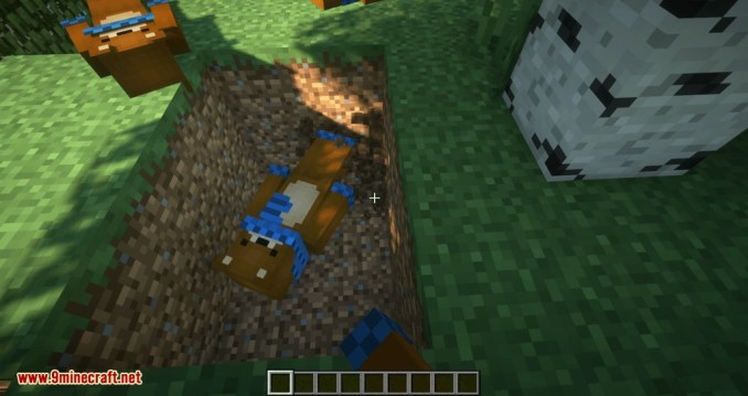 Corpse mod for minecraft 07