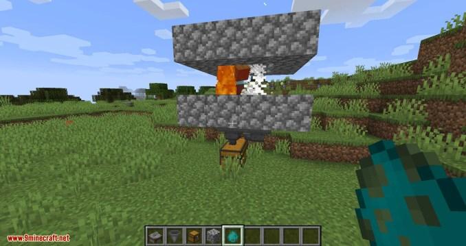 Dangerous Stone Cutter mod for minecraft 13