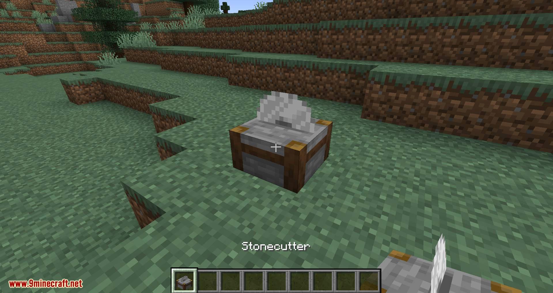 Dangerous Stone Cutter Mod 9.96.9/9.95.9 - Minecraft Mod Download