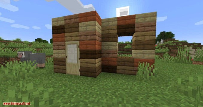 Double Slabs mod for minecraft 07