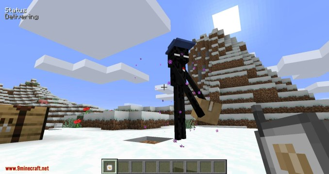 Ender Mail mod for minecraft 08