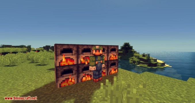 Fast Furnace mod for minecraft 06