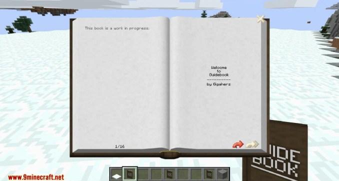 GuideBook Mod Screenshots 2