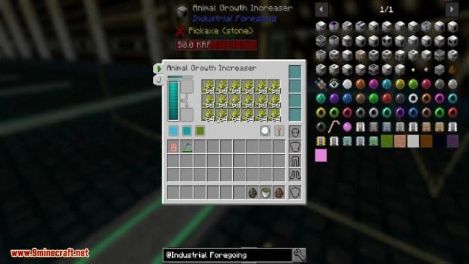 Industrial Foregoing Mod Screenshots 17