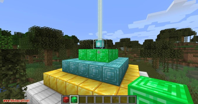 Just Enough Beacons mod for minecraft 08
