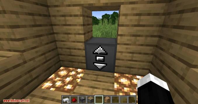 Moving Elevators mod for minecraft 13