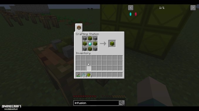Mystical Agriculture Mod Crafting Recipes 7