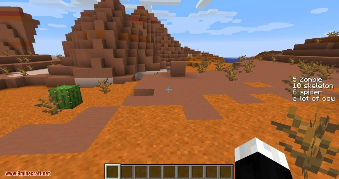 Notes mod for minecraft 07